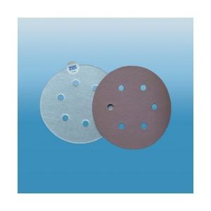 Kağıt Disk Yapışkan Delikli Zımparalar