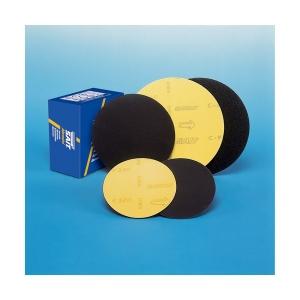 Kağıt Disk Deliksiz Velcro Zımparalar